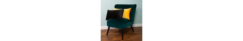 Velvet cushion covers